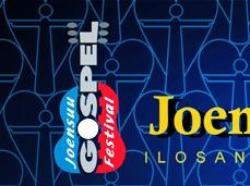 Joensuu Gospel Festival logo sub